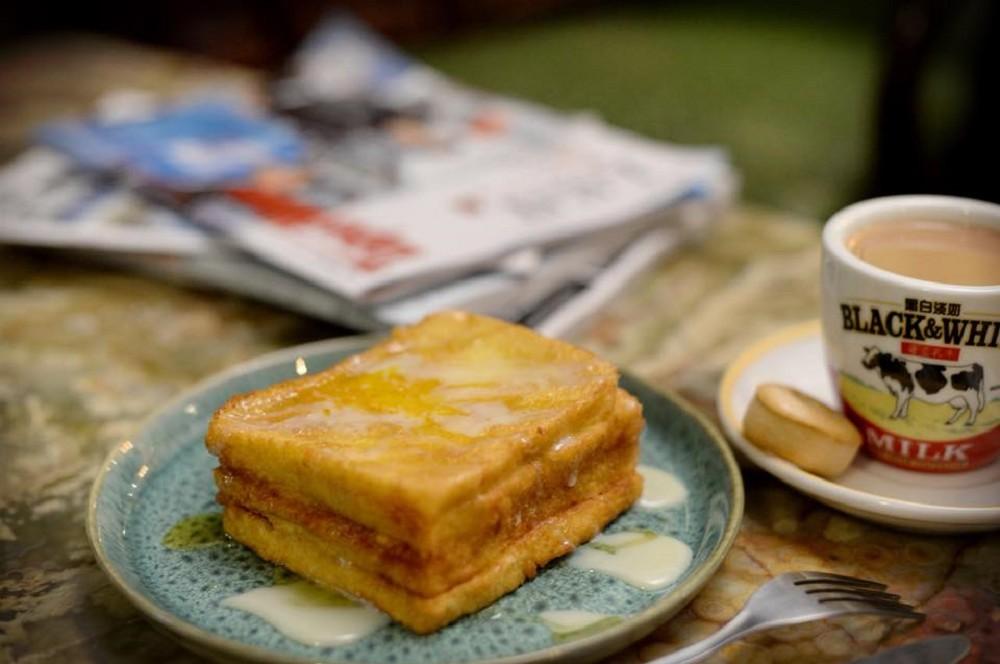 大稻埕咖啡廳必訪清單+1!窩窩wooo在復古鐵窗花、60年代老宅中品嚐港式早午餐