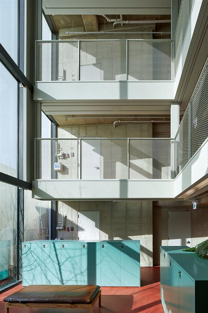 租屋族也能享受的高質感生活!韓國共享公寓「樹屋Tree house」綠意中庭花園、大片落地窗環繞_07