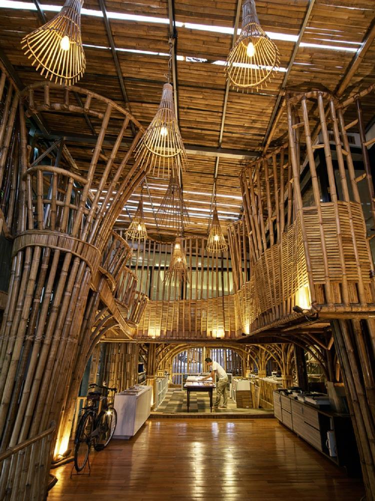 如花園般的夢幻共享建築!印尼Guha結合圖書館、牙科診所、住宅、設計事務所的綠意空間_06