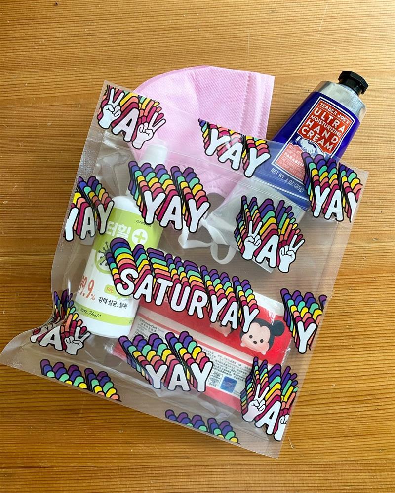 防疫抗菌口罩收納袋!台灣品牌PLAY BAG瘋狂小袋 可重複清洗、七款設計圖案等亮點