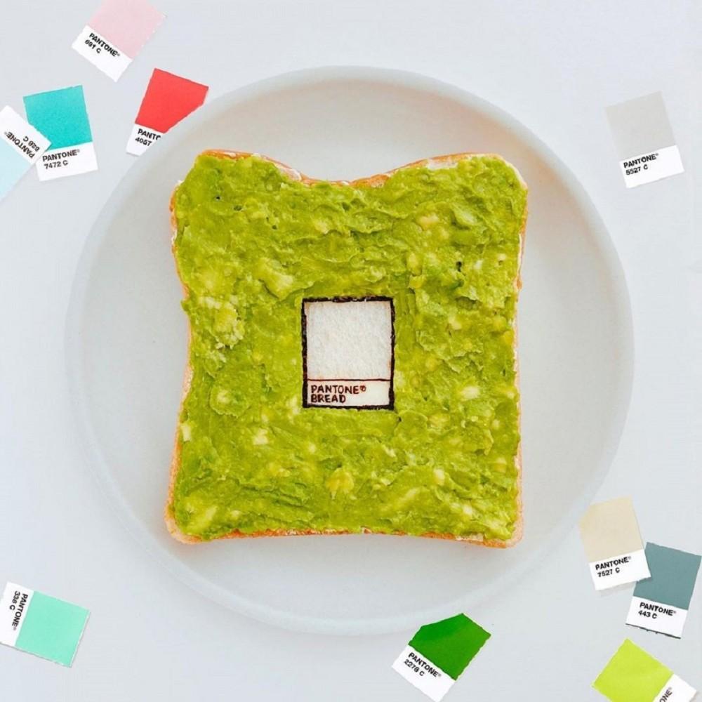 美到捨不得吃!水果花三明治、Manami Sasaki打造猶如日式禪宗庭院等吐司做成的創意早餐_05