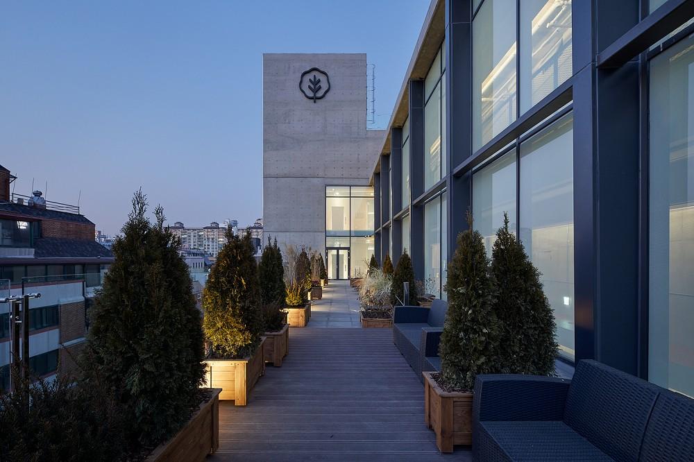 租屋族也能享受的高質感生活!韓國共享公寓「樹屋Tree house」綠意中庭花園、大片落地窗環繞_14