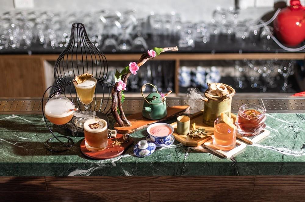 台北酒吧深夜迷幻「酒鈅酒」!8款特色調酒、台味西式美食微醺