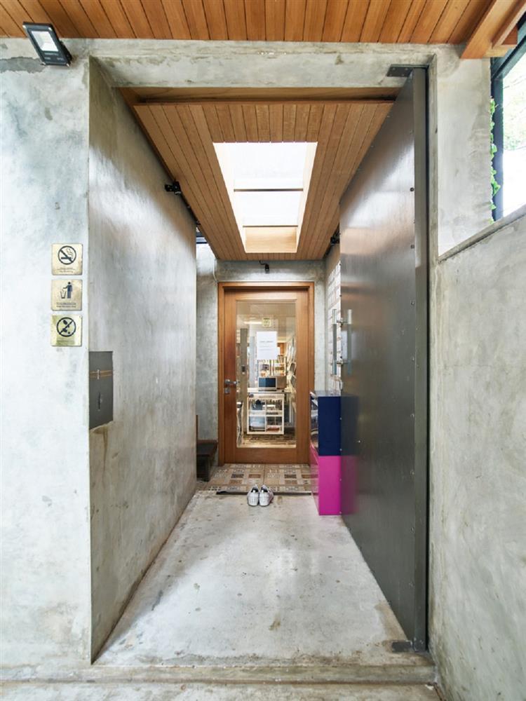 如花園般的夢幻共享建築!印尼Guha結合圖書館、牙科診所、住宅、設計事務所的綠意空間_21
