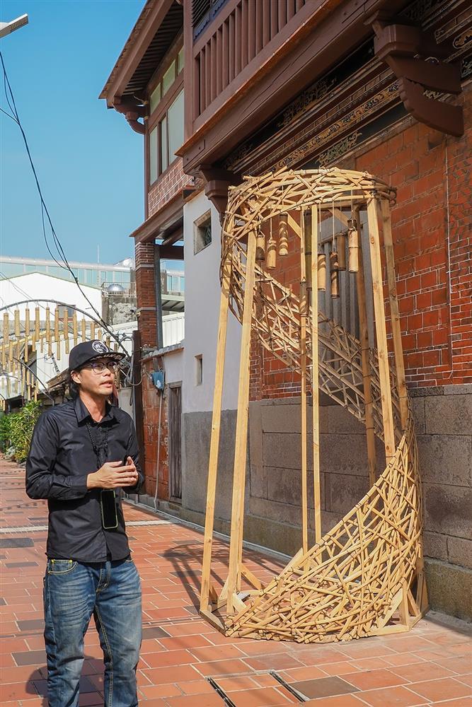 整個小鎮都是美術館!「漫月美計畫」鹽水開展 散步巷弄之間 觀看藝術不設限