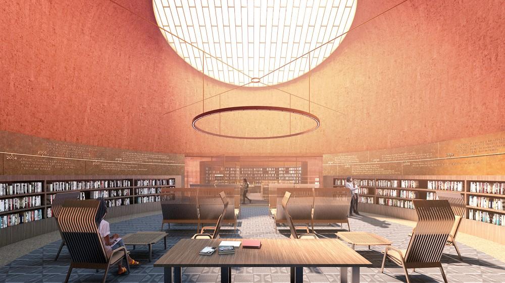 the Thabo Mbeki Presidential Library