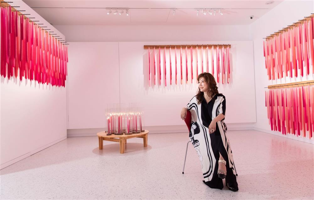 國際當代藝術新基地 文心藝所:傅丹在台首展