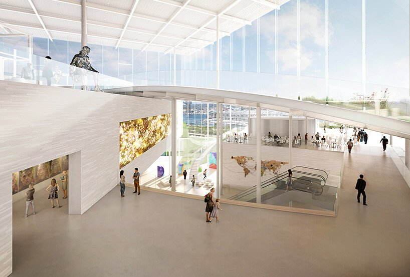 SANNA的新南威爾斯美術館擴建計畫6