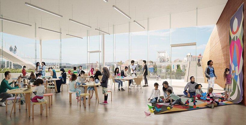 SANNA的新南威爾斯美術館擴建計畫7