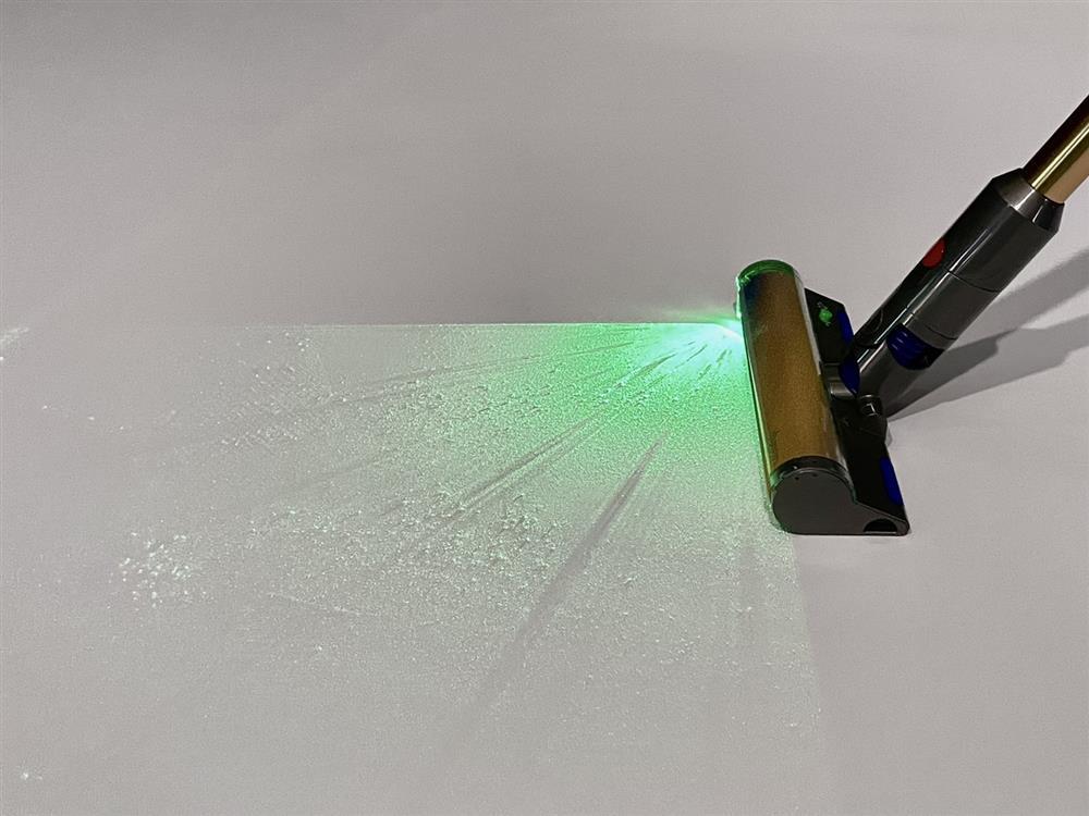 Dyson全新V12 Detect Slim™吸塵器!