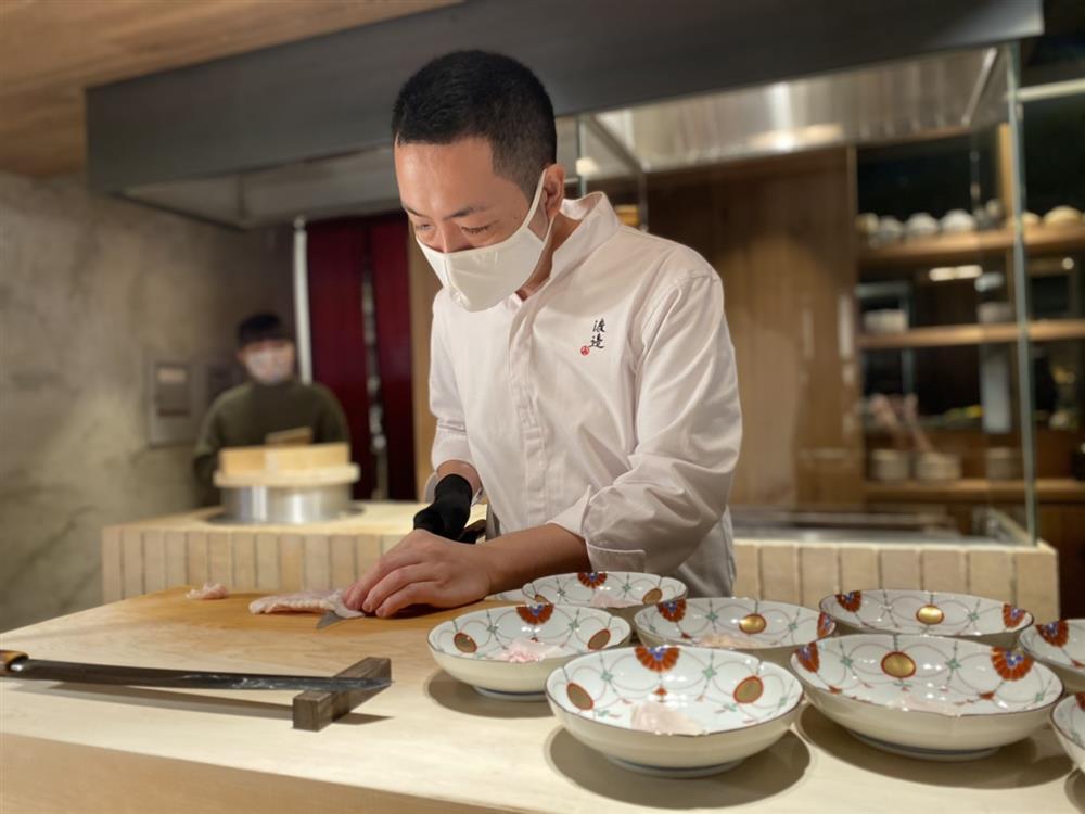 蕭敬騰親身打造神秘日本料理「渡邉」!體驗頂級食材極致魅力