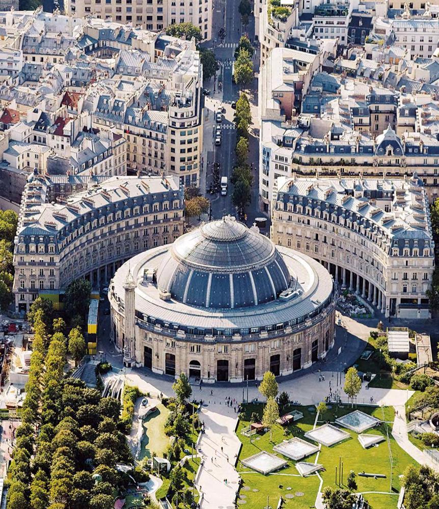 安藤忠雄博物館新作!巴黎「Bourse de Commerce: Pinault Collection」