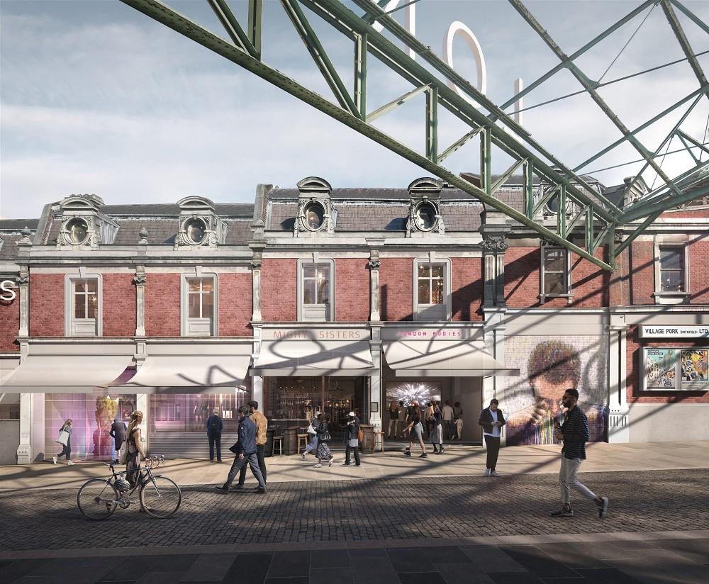 倫敦博物館新館2024年啟用!老市場華麗變身英國首間24小博物館_04