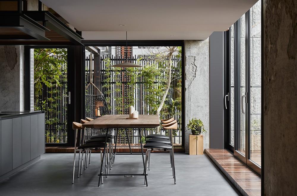 「樹屋之間,盒裡盒外」重塑住宅空間的想像4