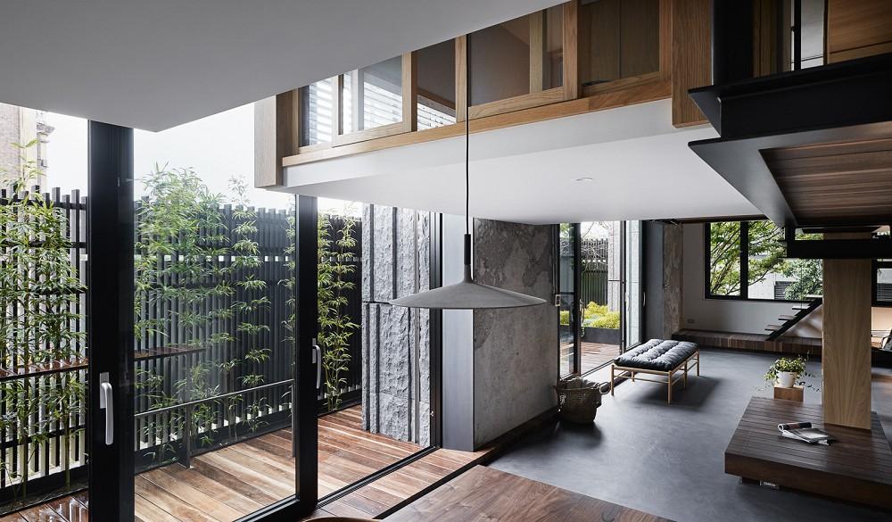 「樹屋之間,盒裡盒外」重塑住宅空間的想像10