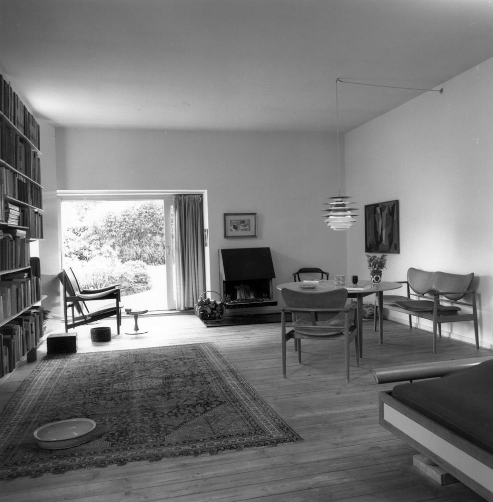 La Vie 把抽象藝術化為家具設計 拜訪Finn Juhl之家_02