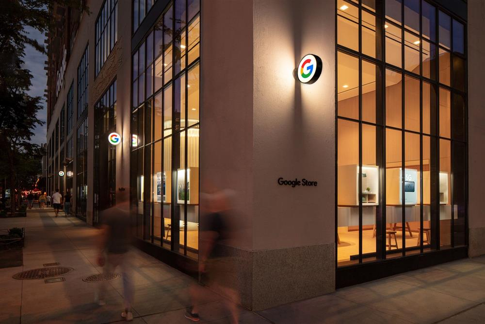 The Google Store Chelsea3