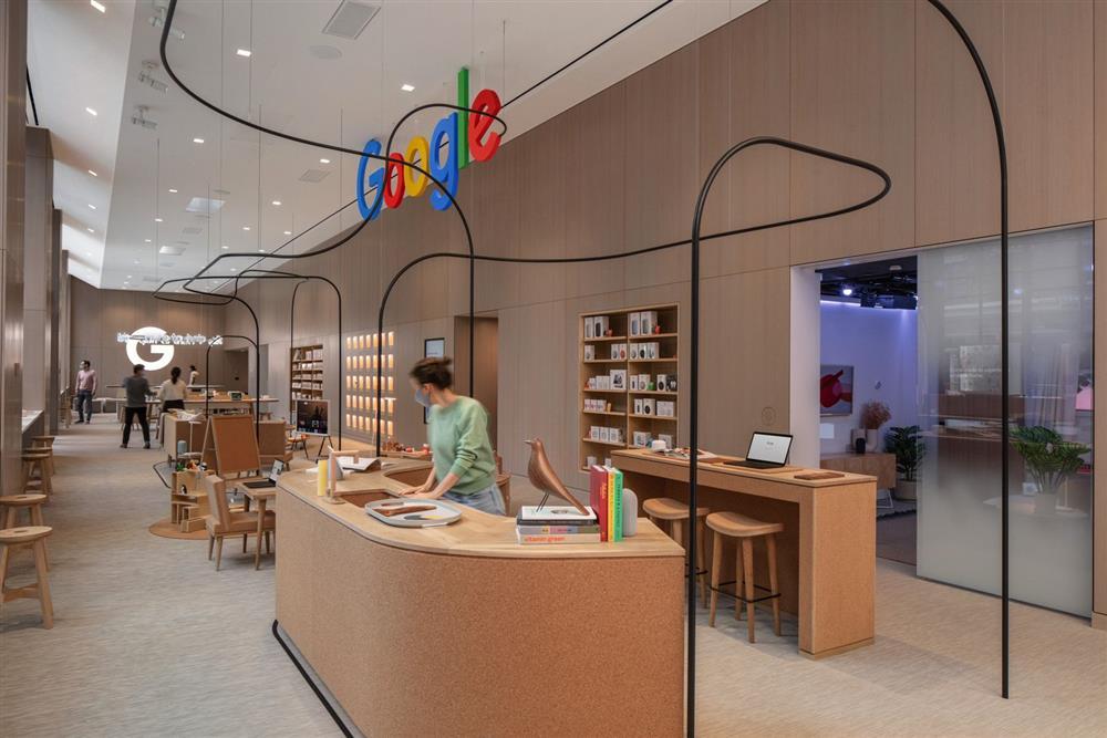 The Google Store Chelsea4