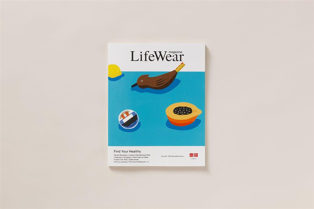 UNIQLO《LifeWear》第4期 (2)
