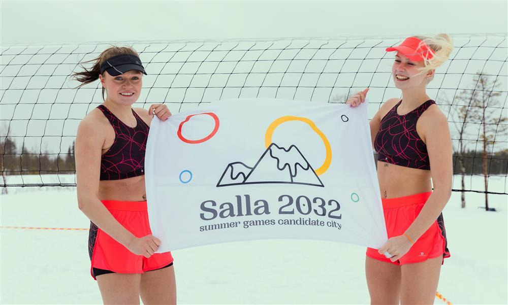 芬蘭salla2032夏季奧運地球暖化廣告Volei-3-min
