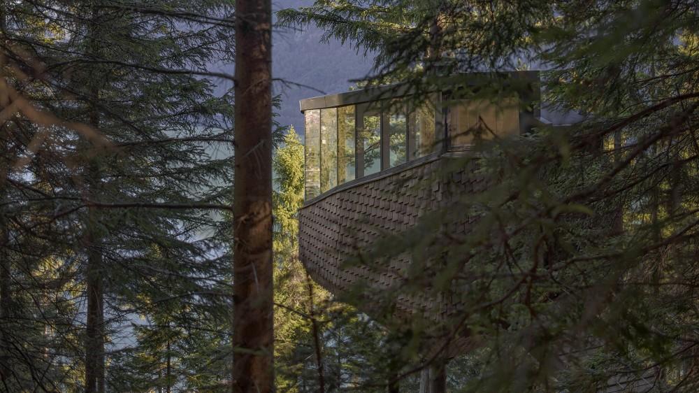 Woodnest Treehouse