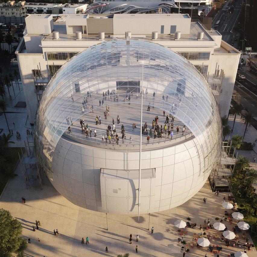 洛杉磯「奧斯卡電影博物館」