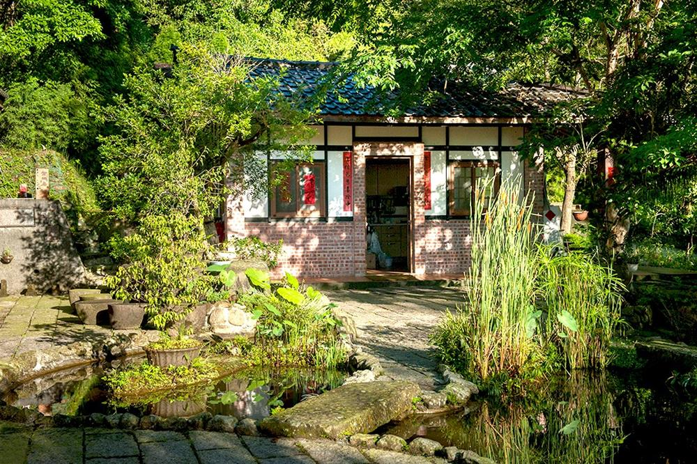 有竹居 外國人一住就是三天,竹山有棟老宅被綠意包圍得很夢幻