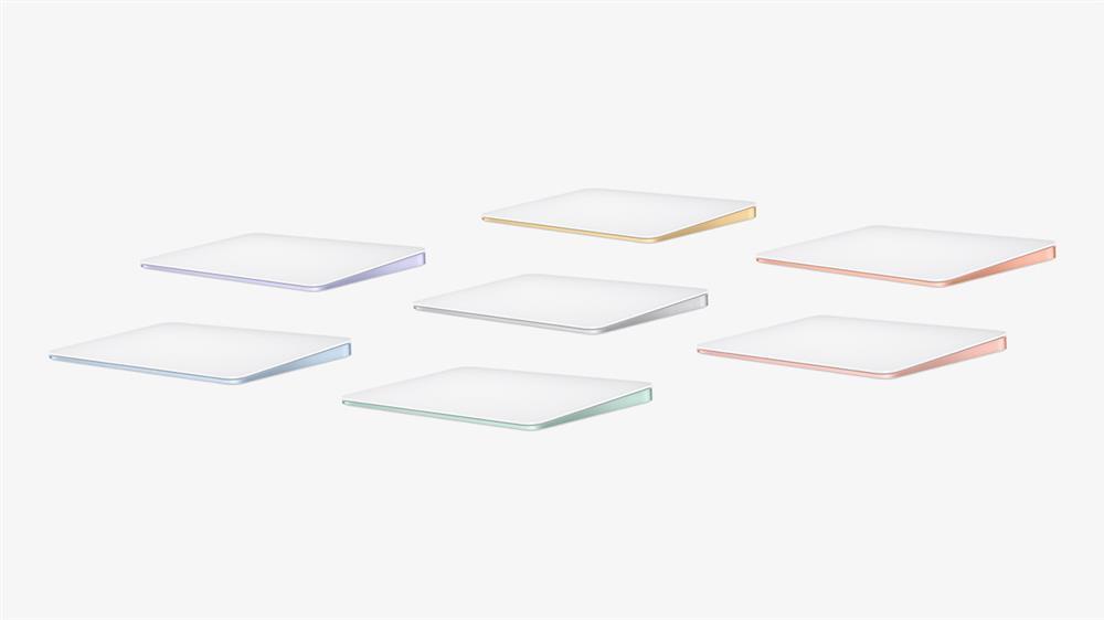 2021全新Apple巧控鍵盤滑鼠系列9