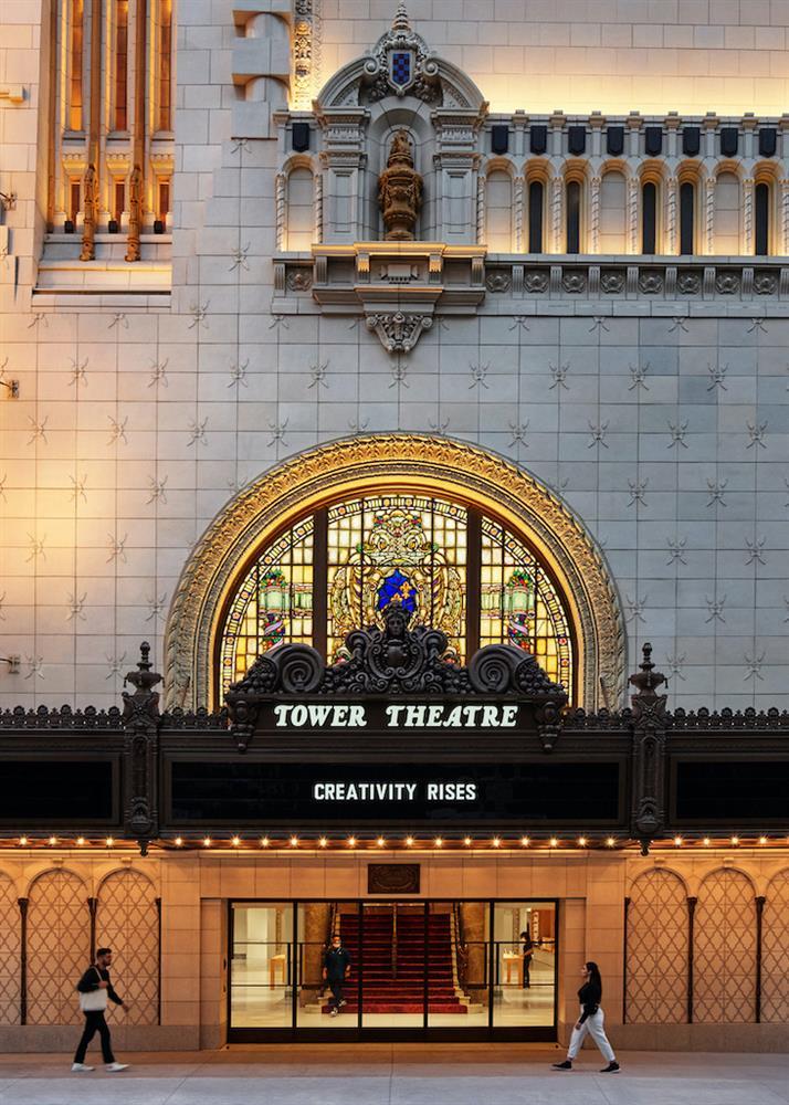 Apple Tower Theatre塵封33年重啟3