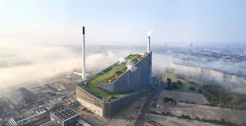 丹麥BIG團隊新作、2019最期待建築之一「 CopenHill」正式啟用