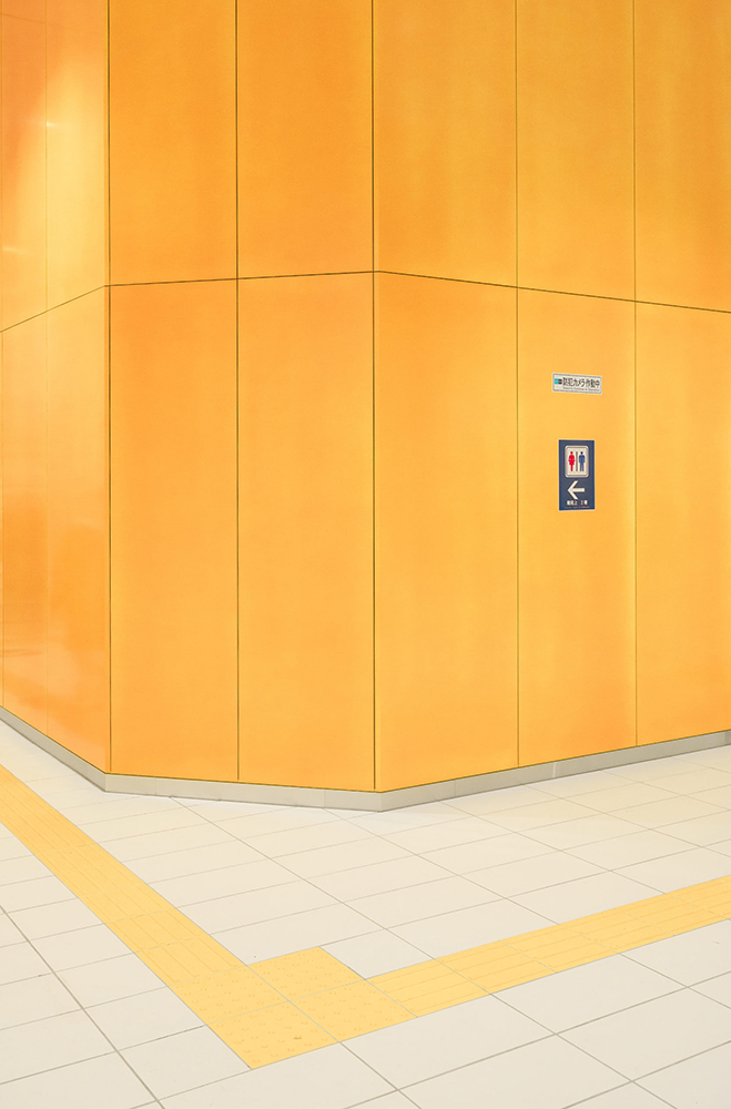 糖果色的東京!法國攝影師 Ludwig Favre鏡頭下甜而不膩的東京城市風景_09