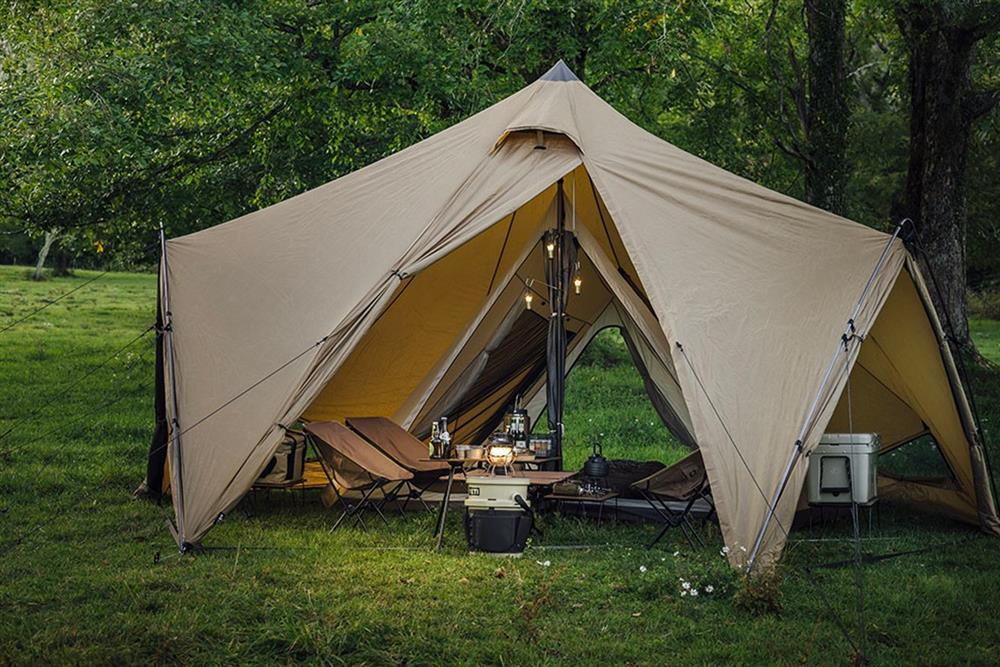 最美的帳篷日本Zane Arts