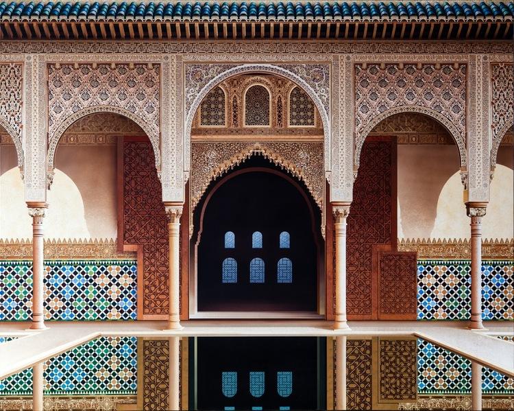 英國藝術家Ben Johnson精細的建築寫實畫作!彷彿照片般擬真_03