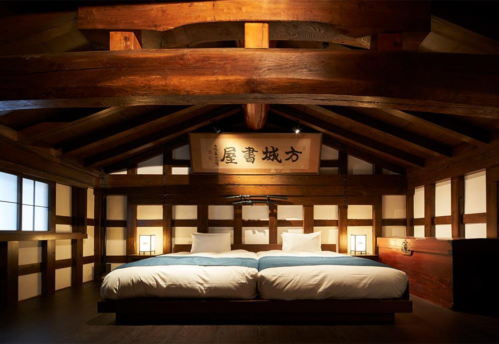日本東北改建自武士倉庫的旅宿「和之居 角館」3