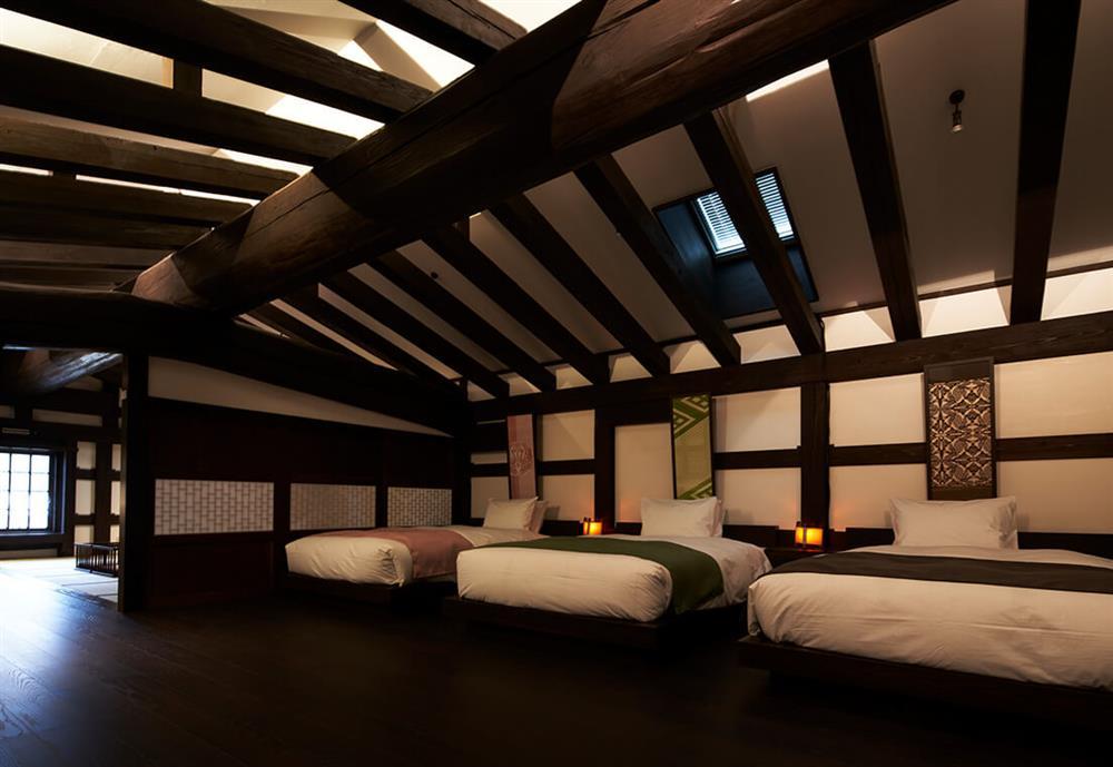 日本東北改建自武士倉庫的旅宿「和之居 角館」7