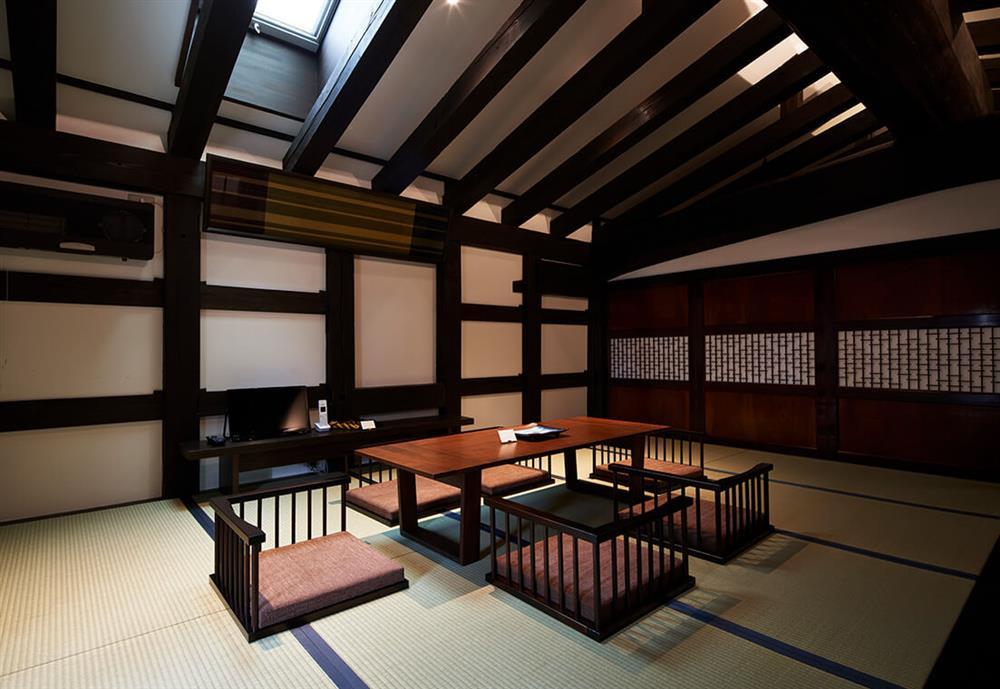 日本東北改建自武士倉庫的旅宿「和之居 角館」6