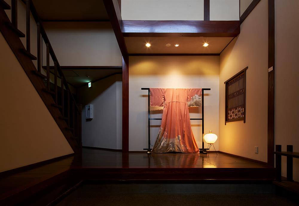 日本東北改建自武士倉庫的旅宿「和之居 角館」20