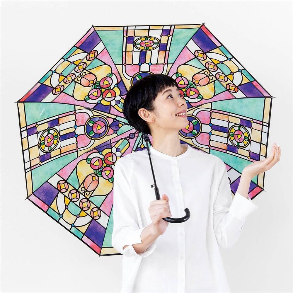 日本YOU+MORE! 打造大正浪漫風格雨傘04