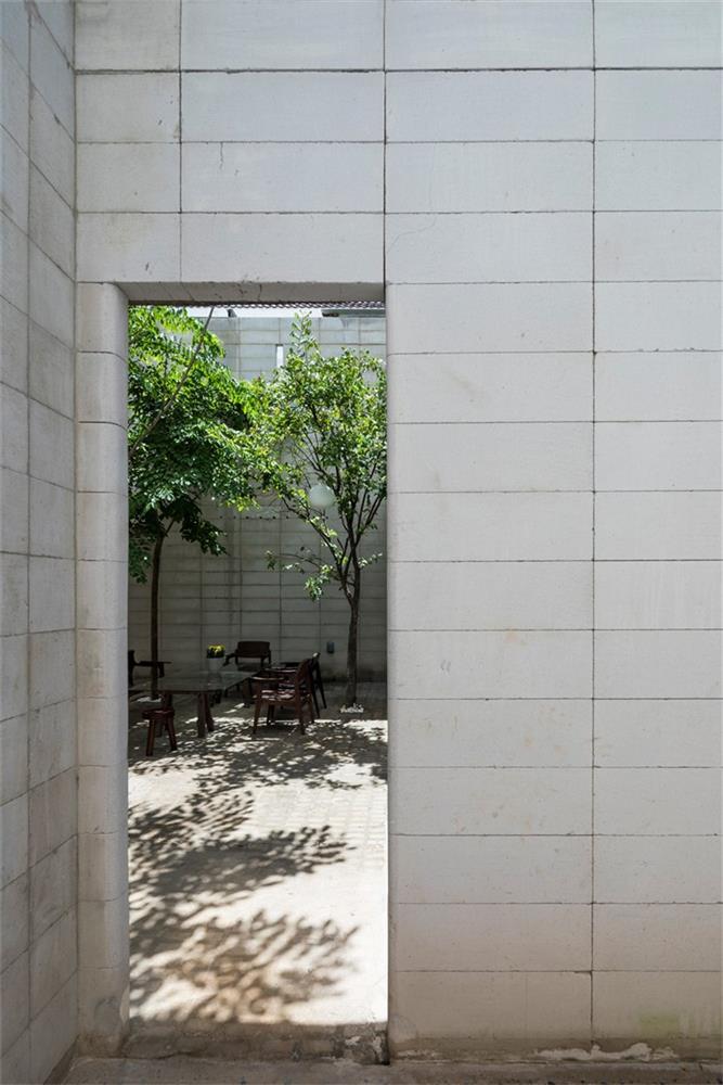 越南充滿綠意的夢幻辦公空間!kientruc o打造陽光、綠色植物、自然風交織成的療癒工作環境