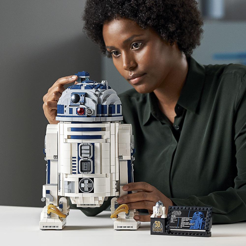 樂高LEGO全新升級《星際大戰》「R2-D2」模型!紀念盧卡斯影業50週年_04