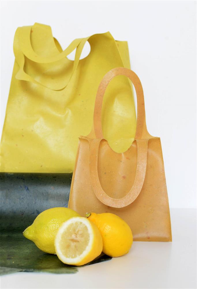 水果皮製成的環保手提袋Sonnet155_06