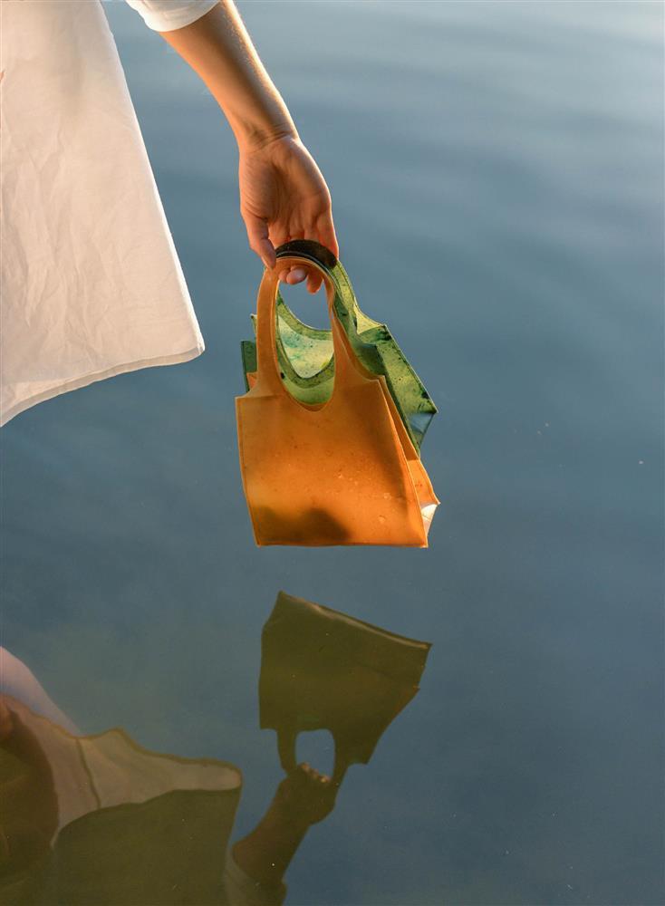 水果皮製成的環保手提袋Sonnet155_05
