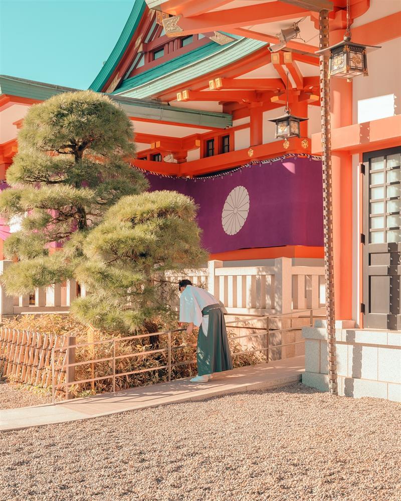 糖果色的東京!法國攝影師 Ludwig Favre鏡頭下甜而不膩的東京城市風景_05