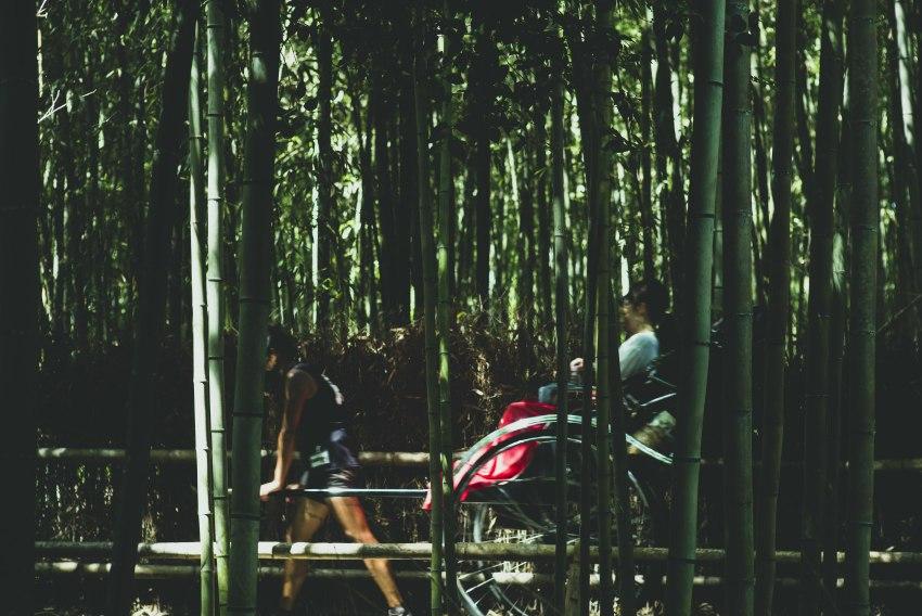 京都嵐山旅宿「嵐山邸宅 MAMA」06