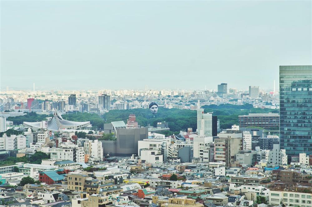東京上空巨大人臉「まさゆめ」現身masayume-me-003