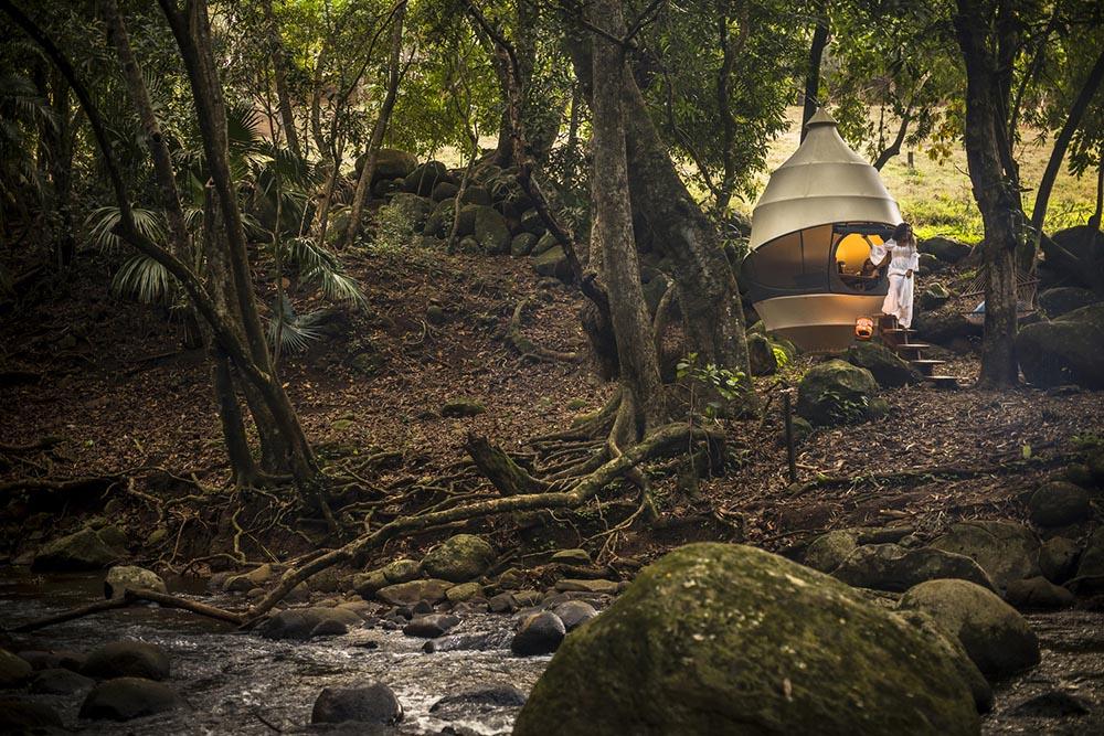 飄浮式露營小屋「Seedpod」!如帶著種子化身遊牧民族遠離塵囂_02