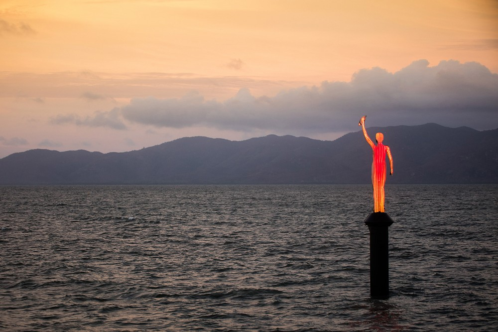 沉沒大堡礁的澳洲海底博物館!英國雕塑家Jason deCaires Taylor以藝術點燃海洋保護意識_04