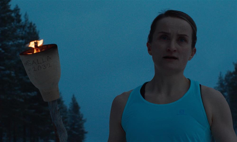 芬蘭salla2032夏季奧運地球暖化廣告olympic_torch-min