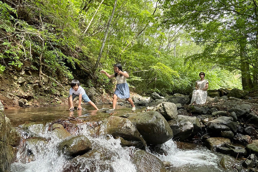 日本山梨縣豪華露營「THE FOREST」05