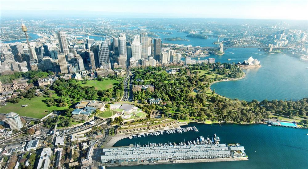 SANNA的新南威爾斯美術館擴建計畫3